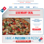 Domino's Pizza Email Blast